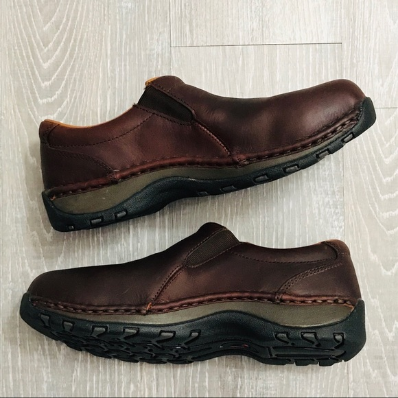 27d5586e679 Light Brown Red Wings Leather Comfort Shoes 8